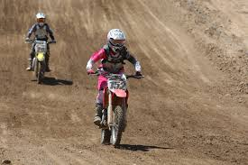 motocross races muscle milk twmx race series profile desiree rey