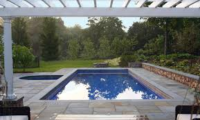 poolside pergola u2014 patricia van buskirk landscape architecture