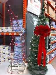 Home Depot Christmas Decor How To Make A Christmas Tree And Santa Hat From A Tomato Cage