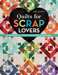 for scrap 16 projects start with simple squares by judy