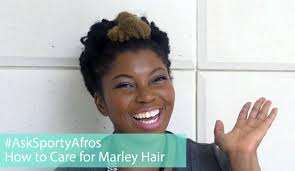 how to take care of crochet braids with marley hair