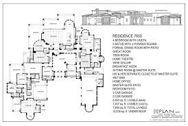 floor plans for country homes house plans 10000 square house floor plan mediterranean