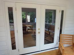 Swing Patio Doors Fascinating Out Swing Patio Doors For Door Ideas Model Backyard