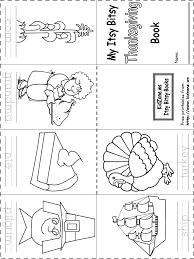 printable thanksgiving pages books preschool u2013 happy