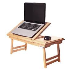 table ordinateur portable canapé table de lit pliable pour pc portable notebook comfortable 17