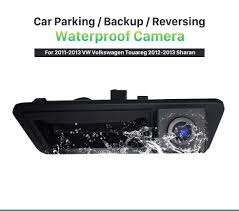 hd wired car parking backup reversing camera for 2011 2013 vw
