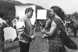 file neeson on the set of braveheart 1995 jpg wikimedia
