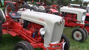 1953 ford jubilee tractors youtube