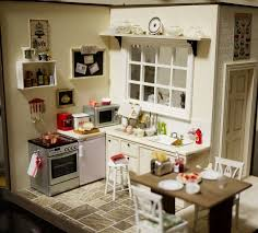 miniature dollhouse kitchen furniture 404 best dollhouse kitchen kitchen stuff in miniature images on