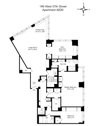 Metropolitan Condo Floor Plan 100 West 10 Apartments Floor Plans 61 West 9th Street Apt