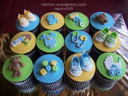 baby boy shower cupcakes cupcake decorating ideas for baby boy shower archives baby