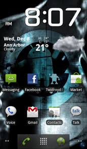 android gingerbread launcher gives android 2 2 users a taste of 2 3