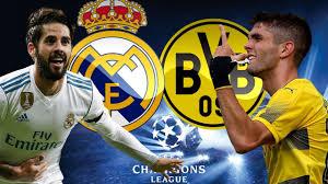 Chions League Real Madrid Borussia Dortmund 3 2 06 12 17 Chions League