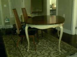 refinish dining room table pretty staining dining table decor farmhouse hardware inspired