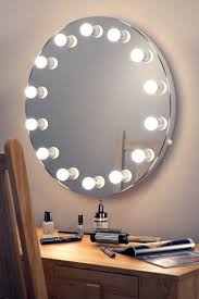round makeup mirror with lights 16 best hollywood mirrors images on pinterest bathroom mirrors uk