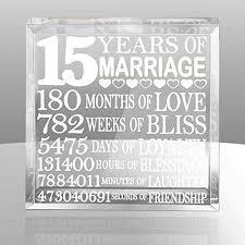 15th wedding anniversary gift kate posh our 15th anniversary keepsake 15th wedding