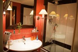 restroom color ideas for no windows simple home decoration small