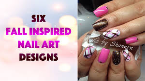 how to 6 simple nail art designs using u0027the bill chill u0027 gelish
