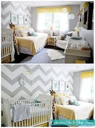 3 nursery color schemes using yellow nursery white nursery and gray