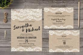 Invitation Card Design Software Free Download 90 Gorgeous Wedding Invitation Templates Design Shack
