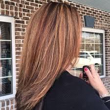 honey brown haie carmel highlights short hair 60 looks with caramel highlights on brown and dark brown hair