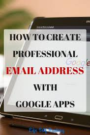 How To Create A Business Email Address by 17 Best Images About Blogging 101 On Pinterest Passive Income