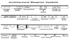 Floor Plan Symbols Pdf by Backtowork Us Kitchen Floor Plan Symbols Html