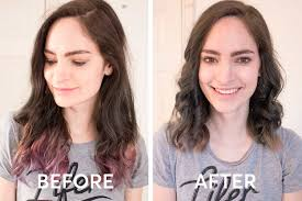 how to give yourself a haircut a diy haircut charli marie