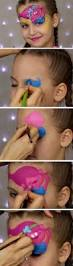 19 diy face painting ideas for kids easy halloween makeup easy