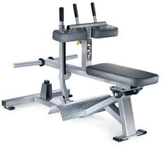 Nautilus Bench Nautilus Seated Calf Raise 13 Exercise Machines Weight Bench