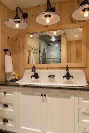 rustic bathroom lighting fixtures properwinston furniture