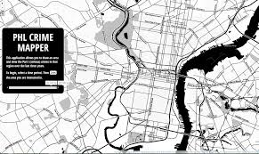 Crime Spot Map Crime Incidents Datasets Opendataphilly