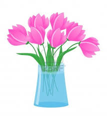 Flowers In A Vase Images Clipart Flowers In Vase Clip Art Library