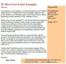 it cover letter cover letter for it it position cover letter