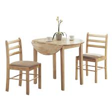 Drop Leaf Dining Room Table by East West Furniture Dublin 5 Piece Drop Leaf Dining Table Set With