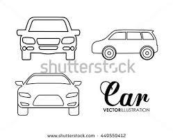 car icon stock vector 312668849 shutterstock