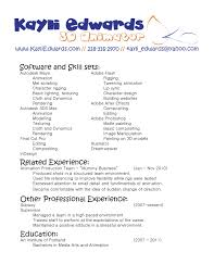 3d Resume Templates Resume 3d Resume
