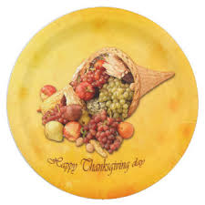 thanksgiving paper plates themontecristos