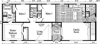 floor plans for ranch homes jamestown ranch style modular home pennwest homes model hr104