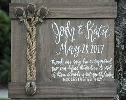 three cords wedding ceremony wedding braid cord of three strands god s knot unity knot