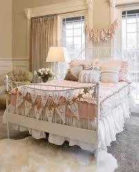 shabby chic bedroom furniture yellow light burn holder white