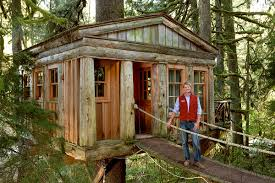 Tree Houses How To Build Tree House Decorating Designs U0026 Plans