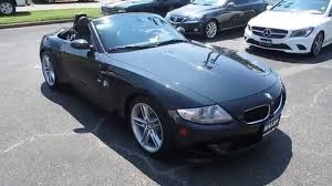 2007 bmw z4 m roadster 6 spd walkaround start up youtube