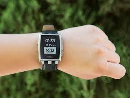pebble steel smartwatch unbelievably smart