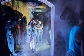 saw the games of jigsaw hhn 27 halloween horror nights 27