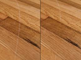 repairing scratched hardwood floors with walnuts review does it