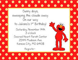 elmo birthday elmo birthday party invitations plumegiant