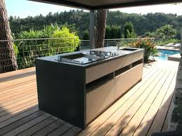 construire sa cuisine d été cuisine d ete en bois cuisine dactac cuisine ete exterieure bois