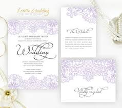 Purple And Silver Wedding Invitations Cheap Wedding Invites Lemonwedding