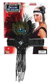 amazon com forum novelties roaring 20 u0027s sequin flapper headband